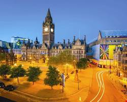 Manchester Şehir Rehberi