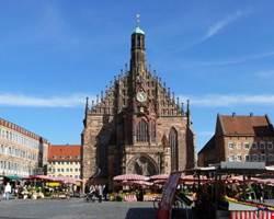 Nürnberg Şehir Rehberi