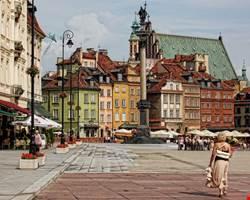 Varşova Şehir Rehberi