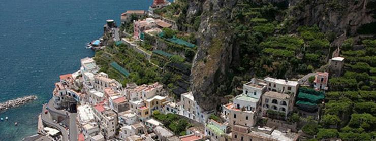 Amalfi Körfezi İtalya