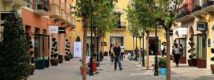 Barselonada Alışveriş