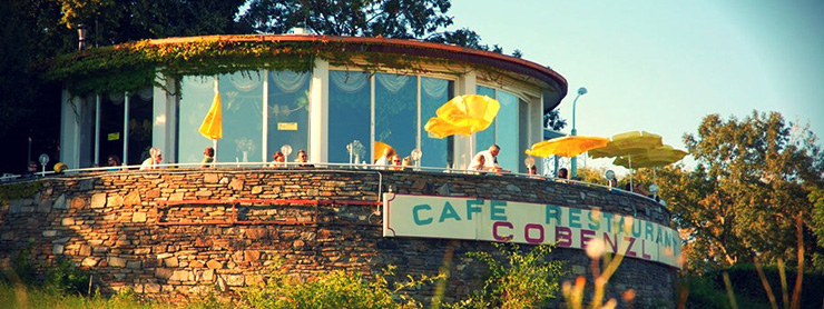 Cafe Cobenzl Viyana