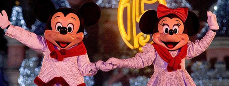 Disneyland, Mickey Mouse