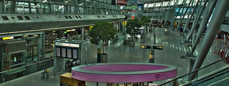 Düsseldorf Havalimanı Almanya