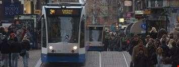 Amsterdam tramvay