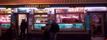 Brüksel Chez Leon