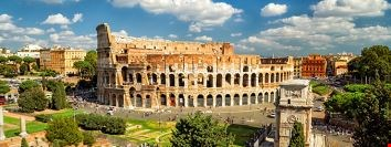Kolezyum Roma, İtalya