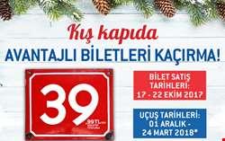 Kış Kapıda Anadolujet ile Avantajlı Biletleri Kaçırma - Ucakbileti.com
