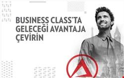 Atlasglobal'de yurtdışına business class avantajını kaçırmayın