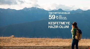 AtlasGlobal ile Tüm Türkiye 59 TL