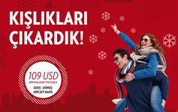 Atlasglobal  Yurtdışı kış kampanyası