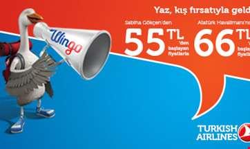 türk hava yolları uçak bileti kampanyaları