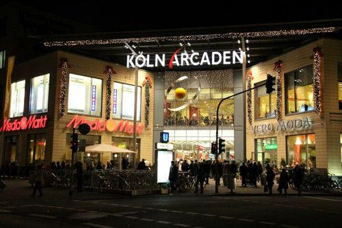 Kölnde Alışveriş